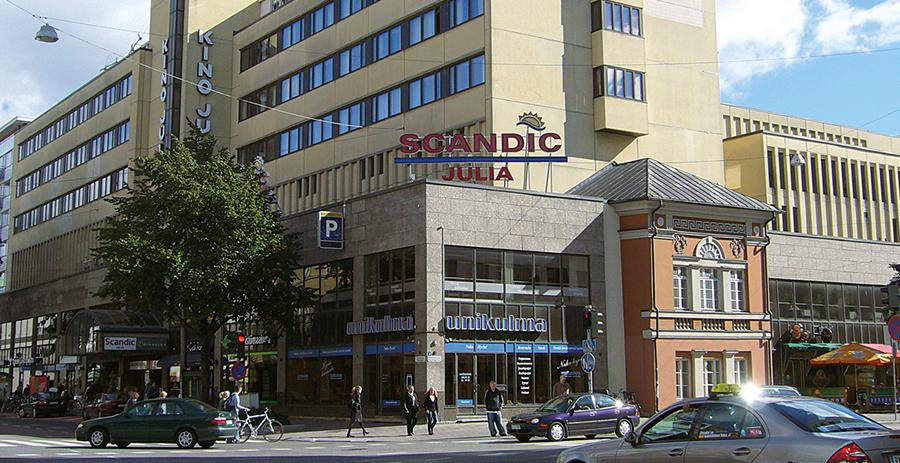 Toimitila, Eerikinkatu 4, Keskusta, Turku