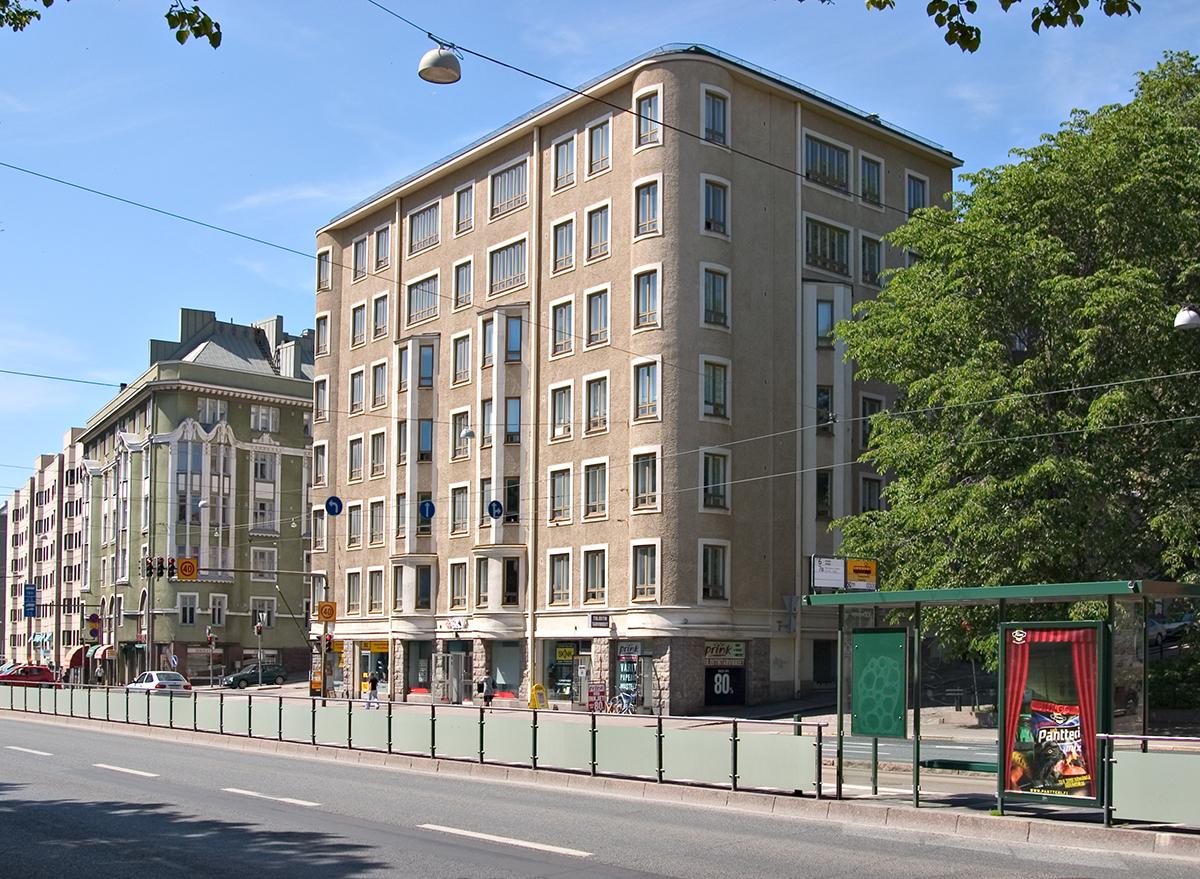 Toimitila, Hämeentie 22, Kallio, Helsinki