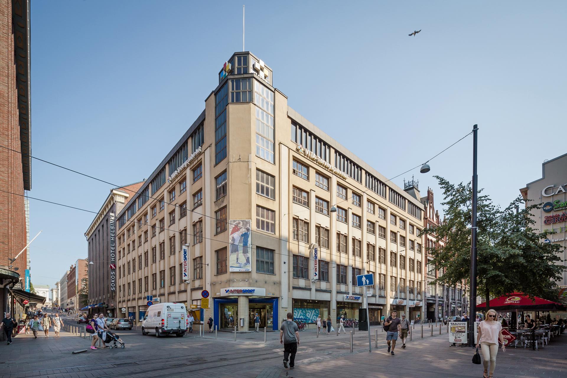 Toimitila, Mikonkatu 7, Keskusta, Helsinki