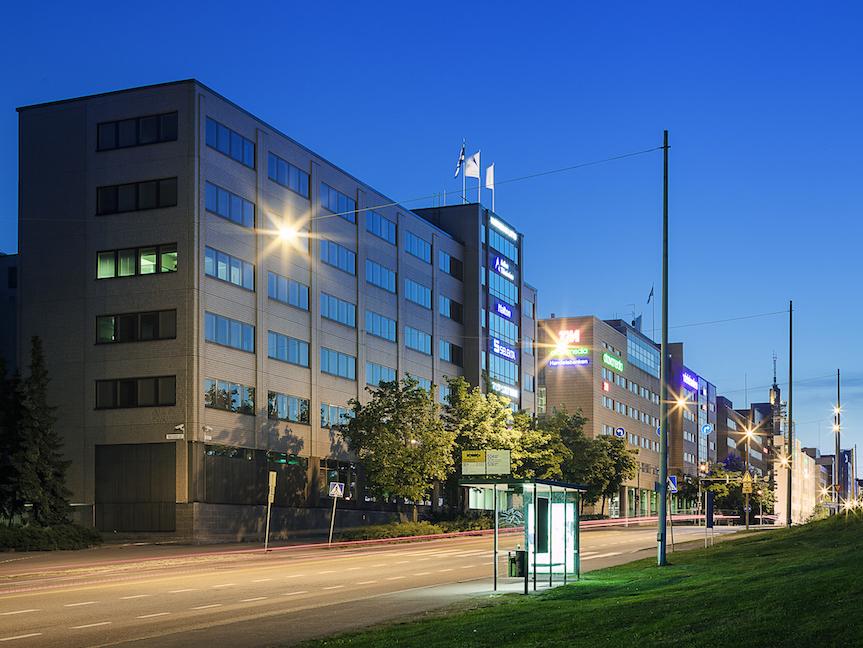 Toimitila, Esterinportti 2, Pasila, Helsinki