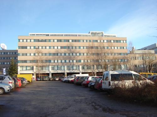Kutomotie 18, Pitäjänmäki, Helsinki