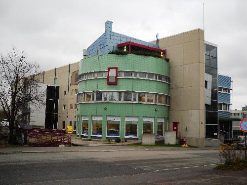 Sorvaajankatu 11b, Herttoniemi, Helsinki