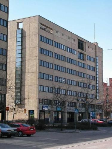 Maistraatinportti 4, Länsi-Pasila, Helsinki