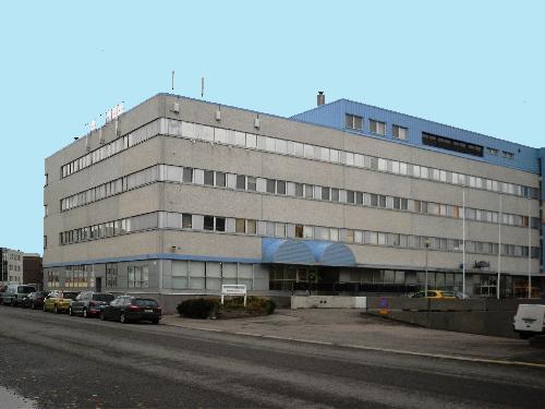 Sorvaajankatu 15, Herttoniemi, Helsinki