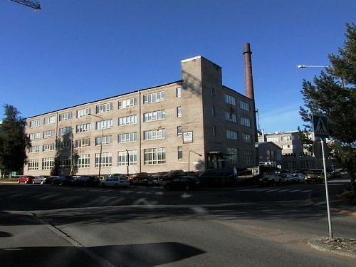 Kiviaidankatu 2c, Lauttasaari, Helsinki