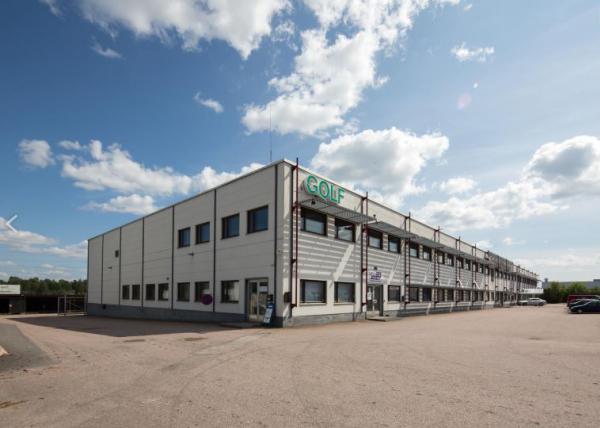 Toimitila, Portti 7, Suomenoja, Espoo