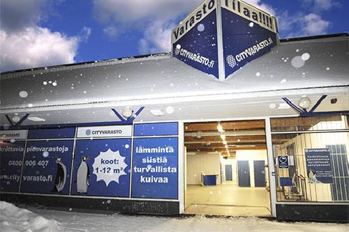 Toimitila, Salonaukio 9, Tonttila, Lahti