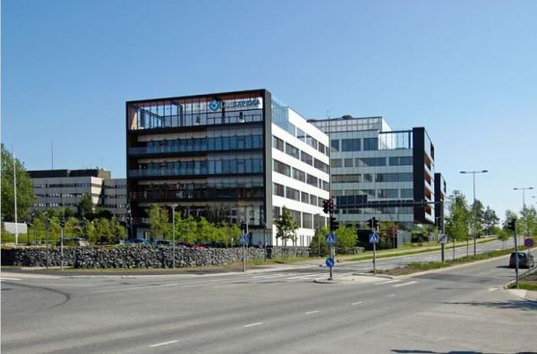 Revontulenkuja 1, Tapiola, Espoo