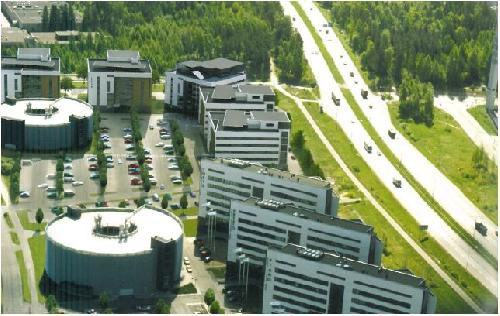 Äyritie 8, Veromies, Vantaa