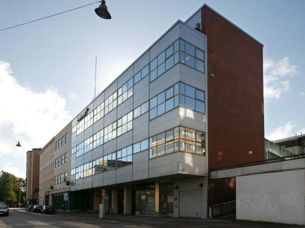 Toimitila, Vuorikatu 35, Lahti