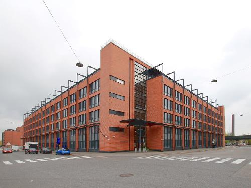 Tynnyrintekijänkatu 1, Sörnäinen, Helsinki