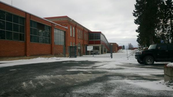 Toimitila, Puuvillakatu, Finlayson, Forssa