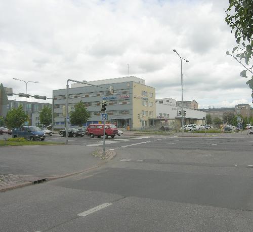 Linnanrakentajantie 4, Herttoniemi, Helsinki