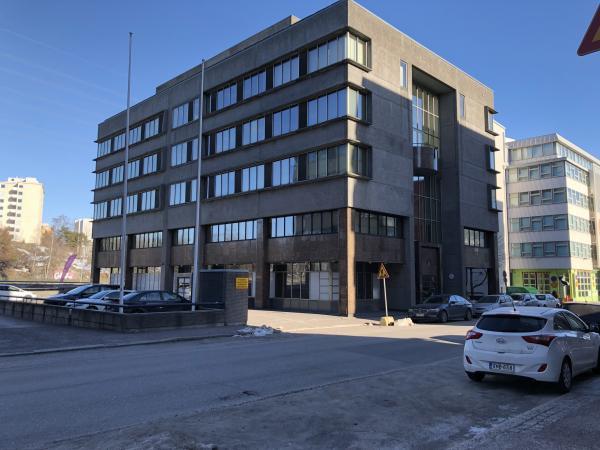 Hitsaajankatu 6, Herttoniemi, Helsinki