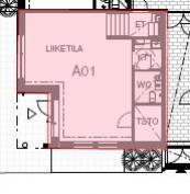 Hissikatu 1, Härmälä, Tampere