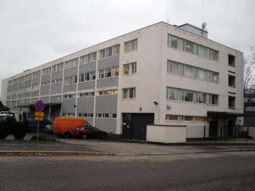 Sorvaajankatu 9a, Herttoniemi, Helsinki