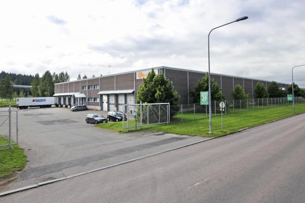 Ilmailukatu 3, Sarankulma, Tampere