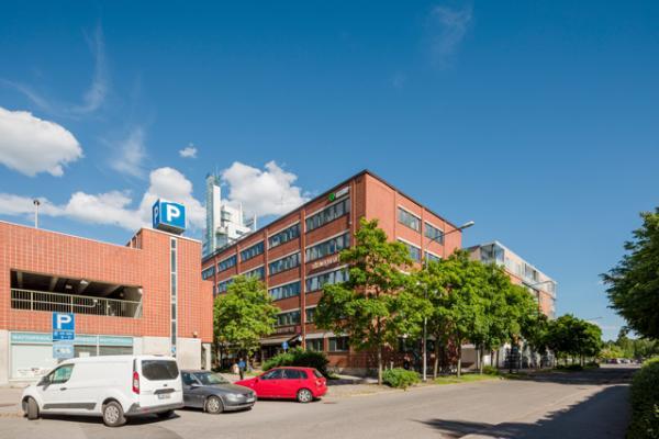Asiakkaankatu 3, Itäkeskus, Helsinki