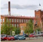 Puuvillakatu, Finlayson, Forssa