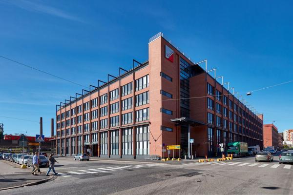 Panimokatu 4, Sörnäinen, Helsinki