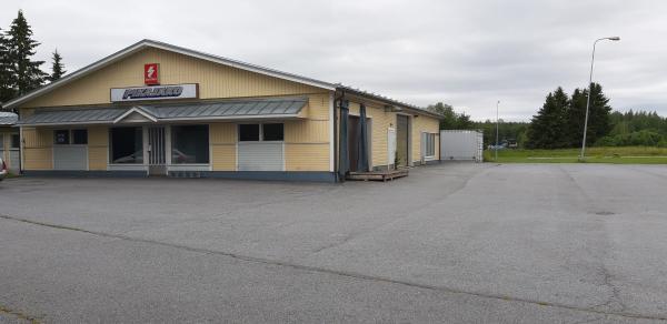 Toimitila, Koskuankatu 4, Hein-Erkkilä, Huittinen