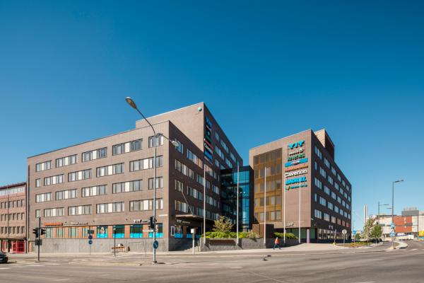 Hatanpään Valtatie 11, Ratina, Tampere