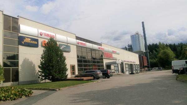 Toimitila, Patamäenkatu 5, Sarankulma, Tampere