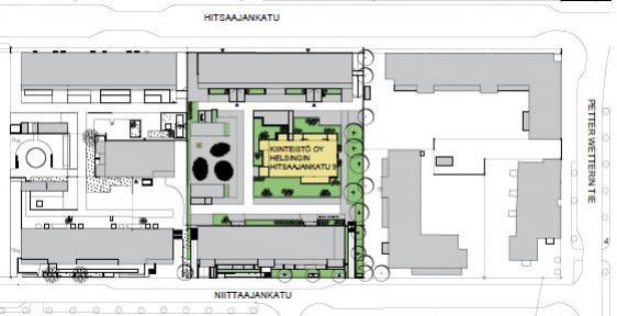Hitsaajankatu 9, Herttoniemi, Helsinki