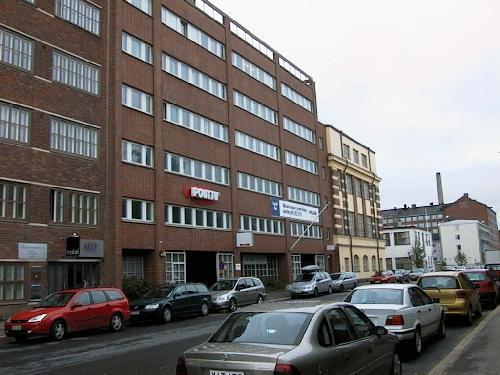 Vanha Talvitie 11, Hermanni, Helsinki