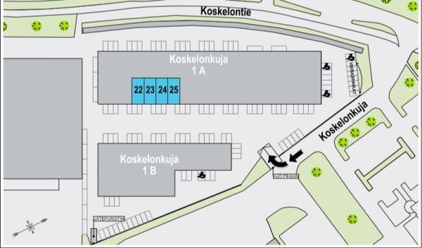 Koskelonkuja 1 A, Koskelo, Espoo