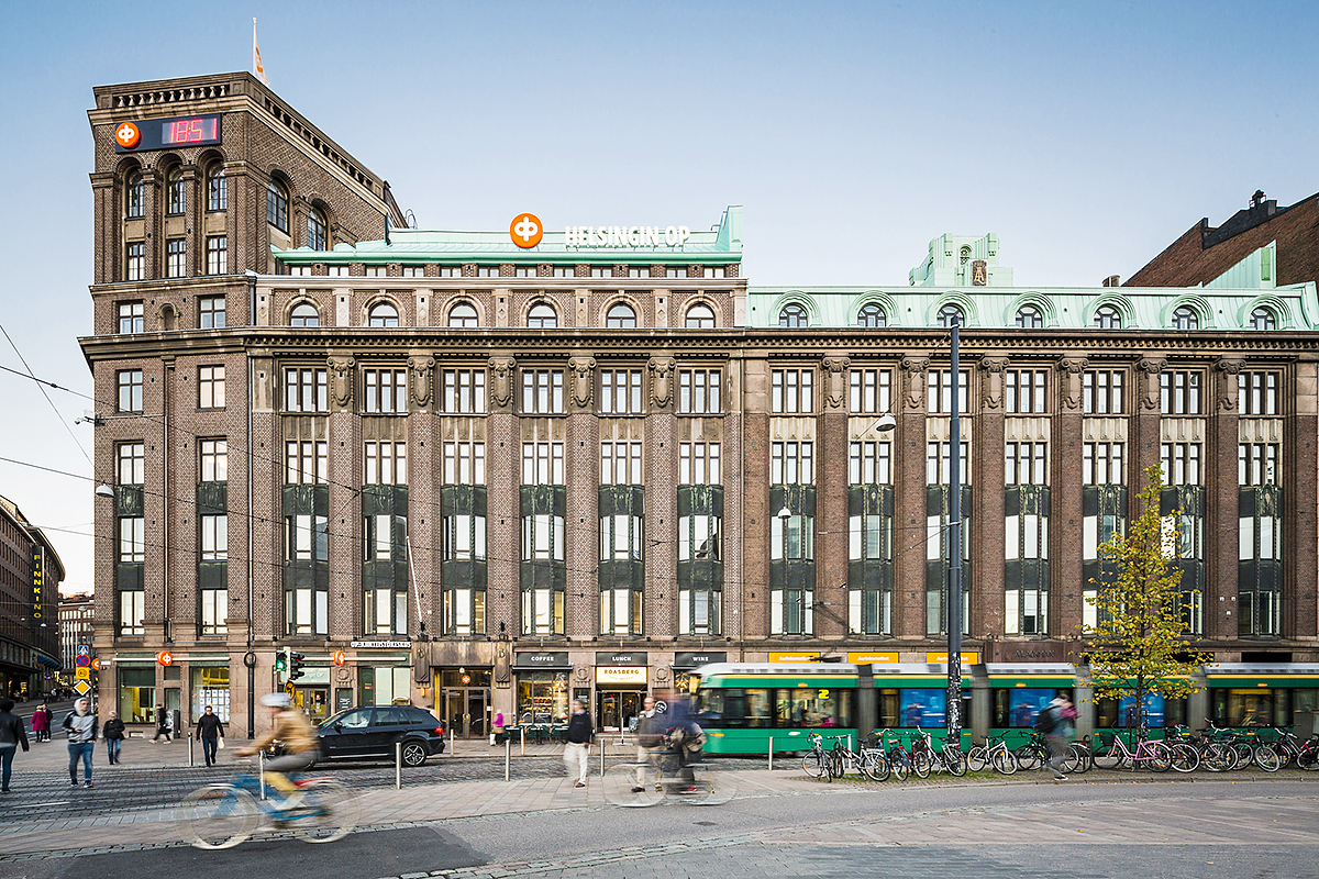 Kaisaniemenkatu 1, Kaisaniemi, Helsinki