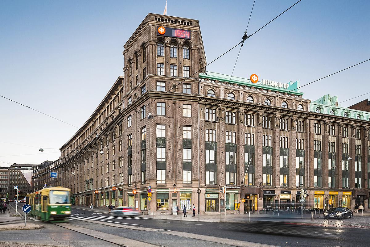 Mikonkatu 13, Kaisaniemi, Helsinki