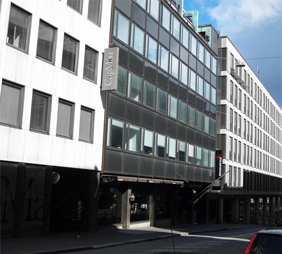 Korkeavuorenkatu 34, Kaartinkaupunki, Helsinki