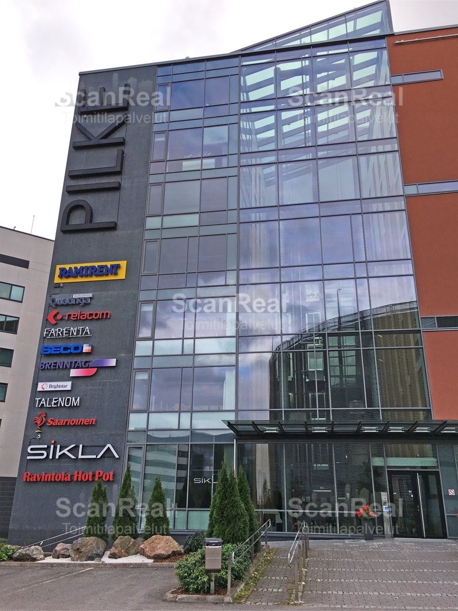 Äyritie 16, Aviapolis, Vantaa