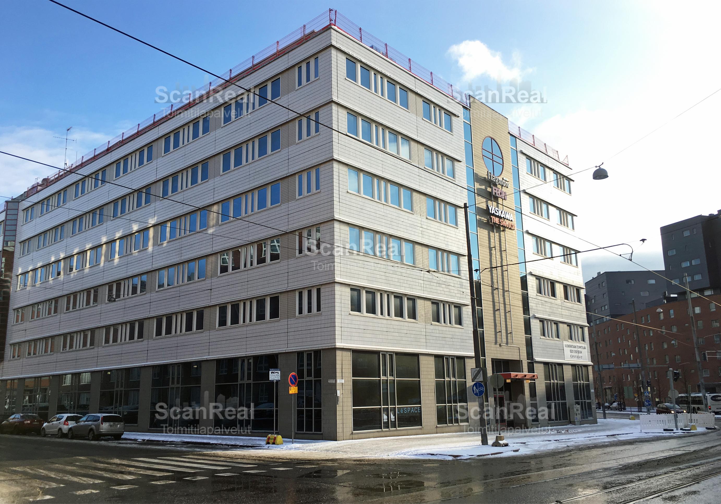 Teollisuuskatu 33, Vallila, Helsinki
