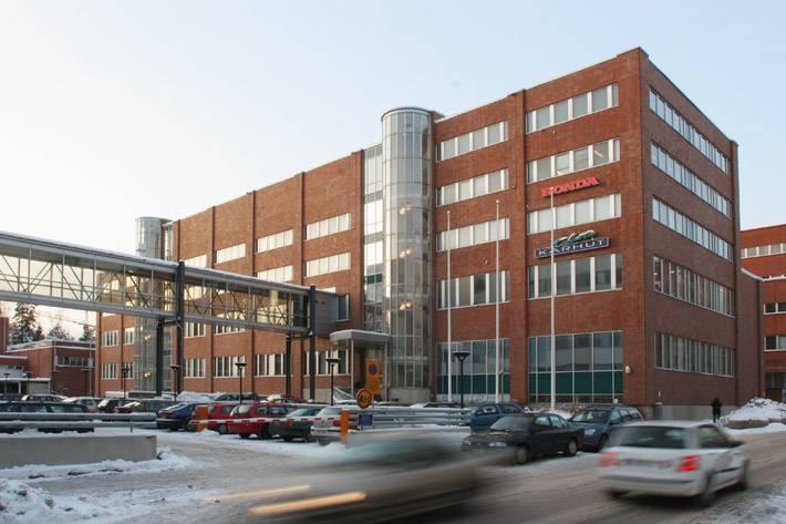 Hiomotie 6, Pitäjänmäki, Helsinki