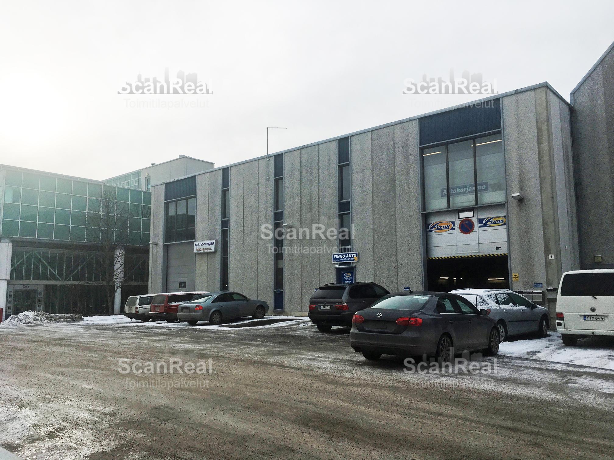 Finnoonniitynkuja 1, Suomenoja, Espoo