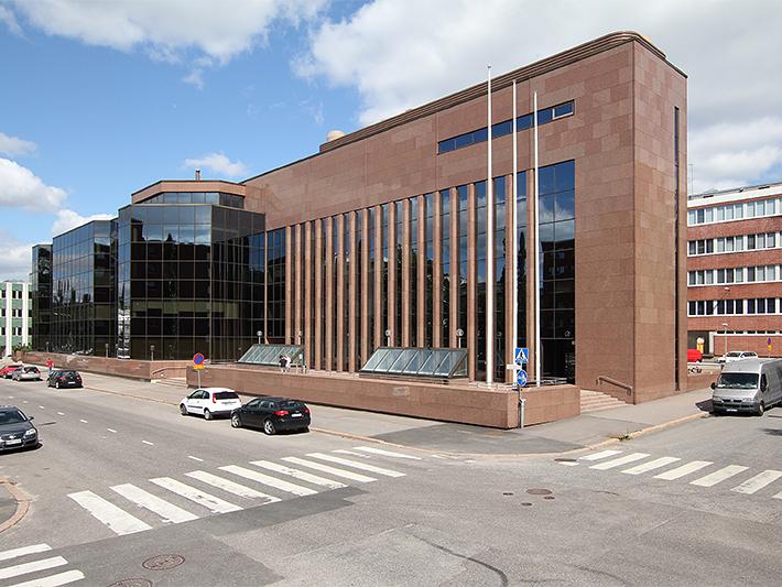 Itälahdenkatu 15-17, Lauttasaari, Helsinki
