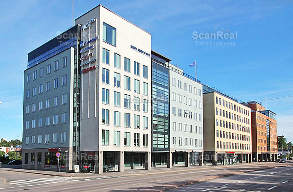Mannerheimintie 105, Ruskeasuo, Helsinki