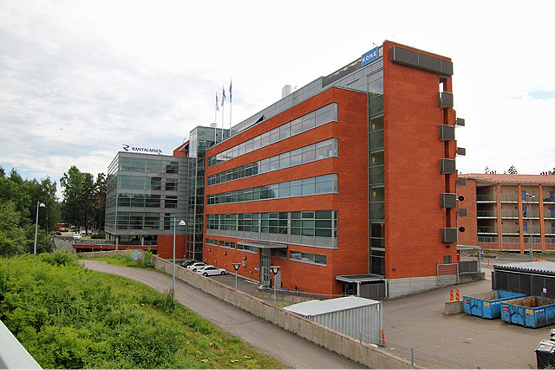 Eliel Saarisen tie 2, Haaga, Helsinki