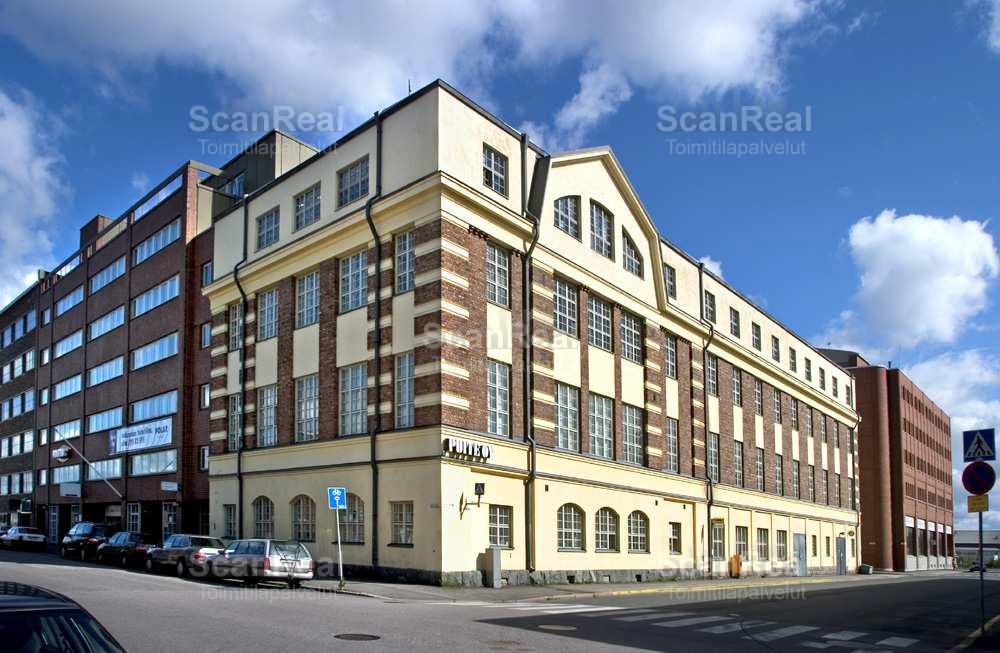 Toimitila, Vanha Talvitie 11, Kalasatama, Helsinki
