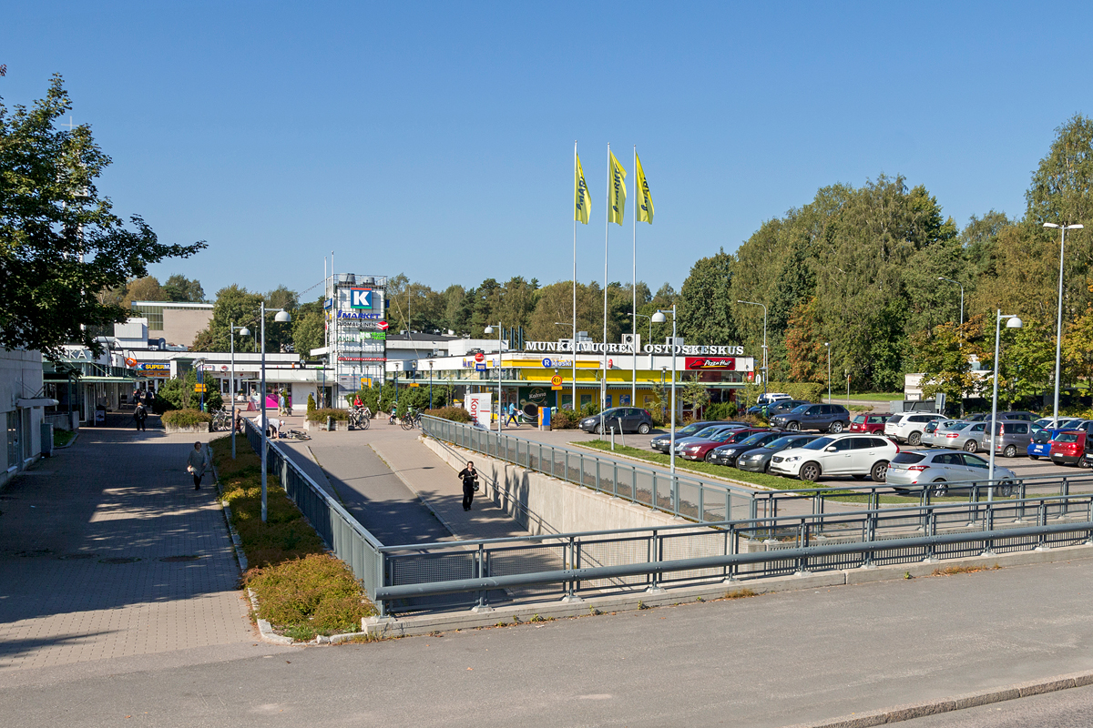 Toimitila, Raumantie 1, Munkkivuori, Helsinki