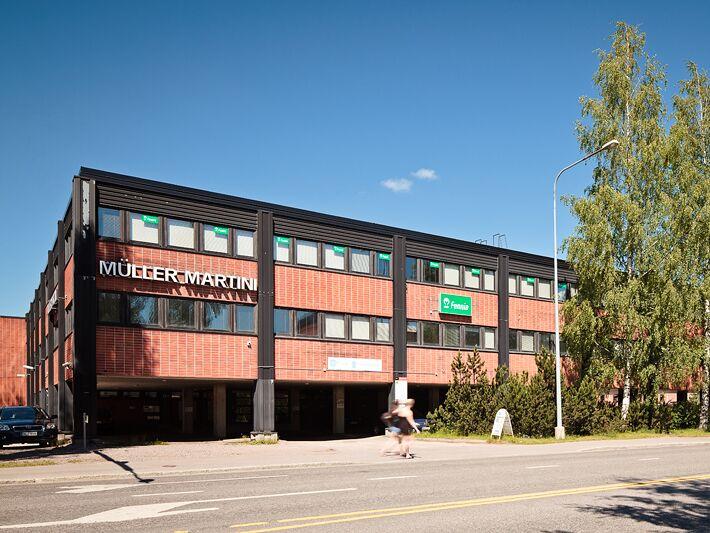 Ruosilantie 2, Konala, Helsinki