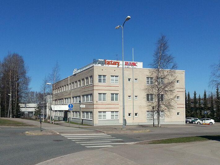 Toimitila, Finnoonlaaksontie 2, Suomenoja, Espoo