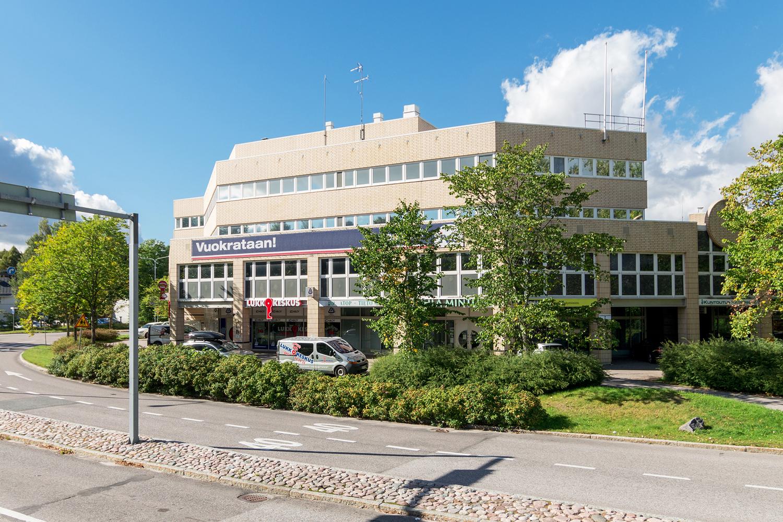 Latokartanontie 7, Malmi, Helsinki