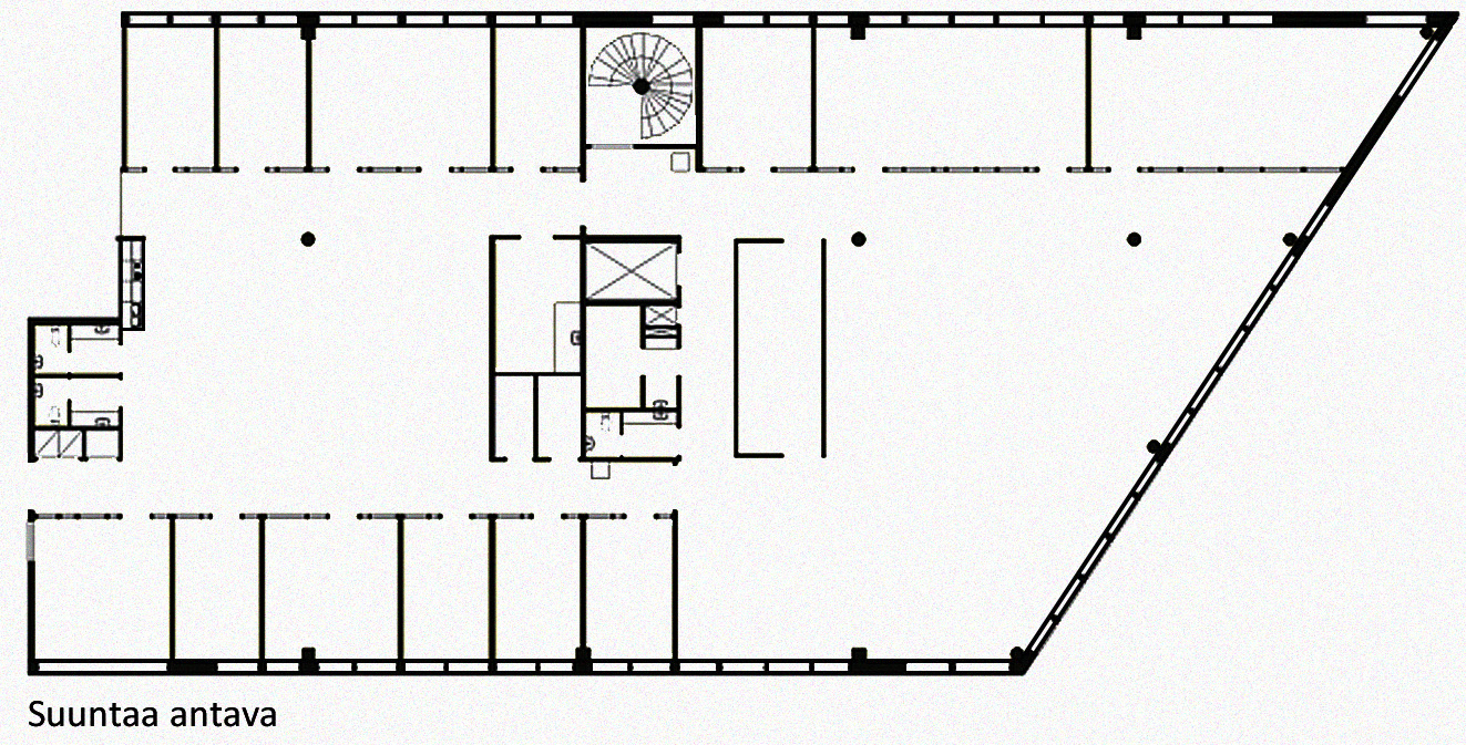 Planlösning Tammiston kauppatie 7 Tammisto