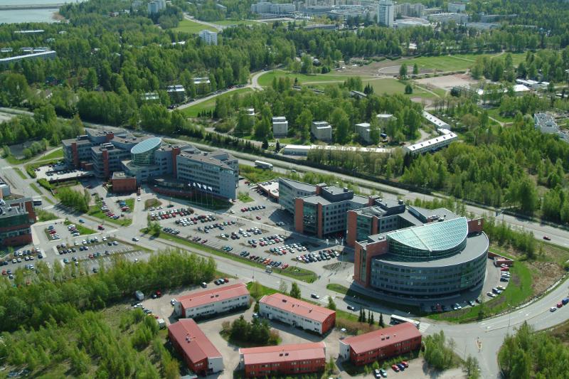 Toimitila, Tekniikantie 12, Otaniemi, Espoo