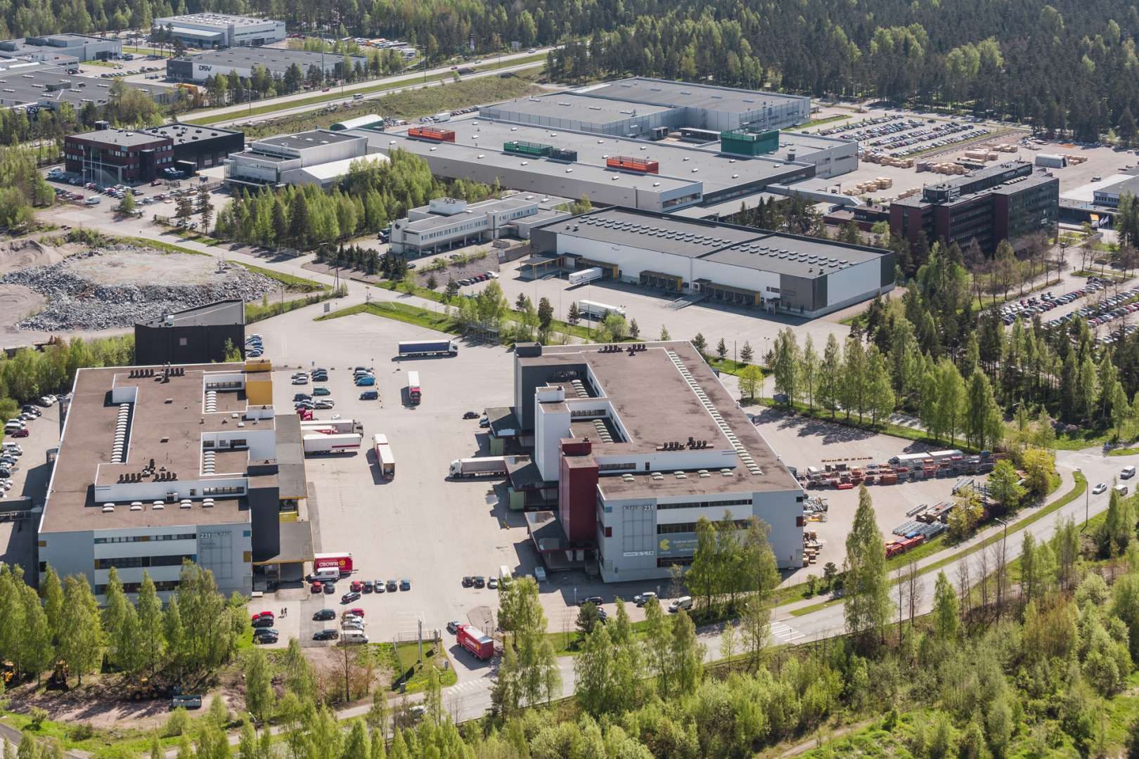 Vanha Porvoontie 231, Hakkila, Vantaa