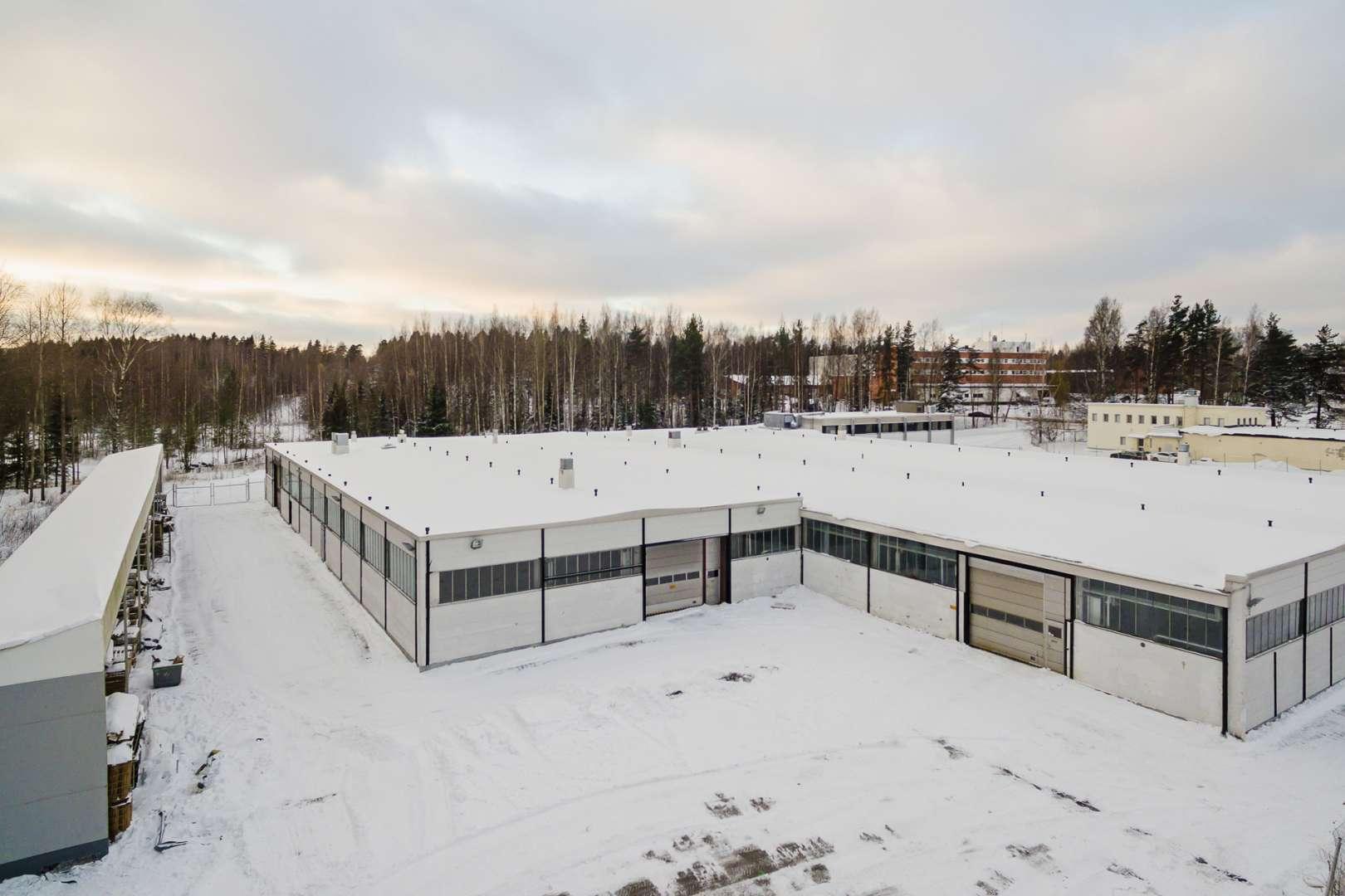 Kuussillantie 18, Vaarala, Vantaa