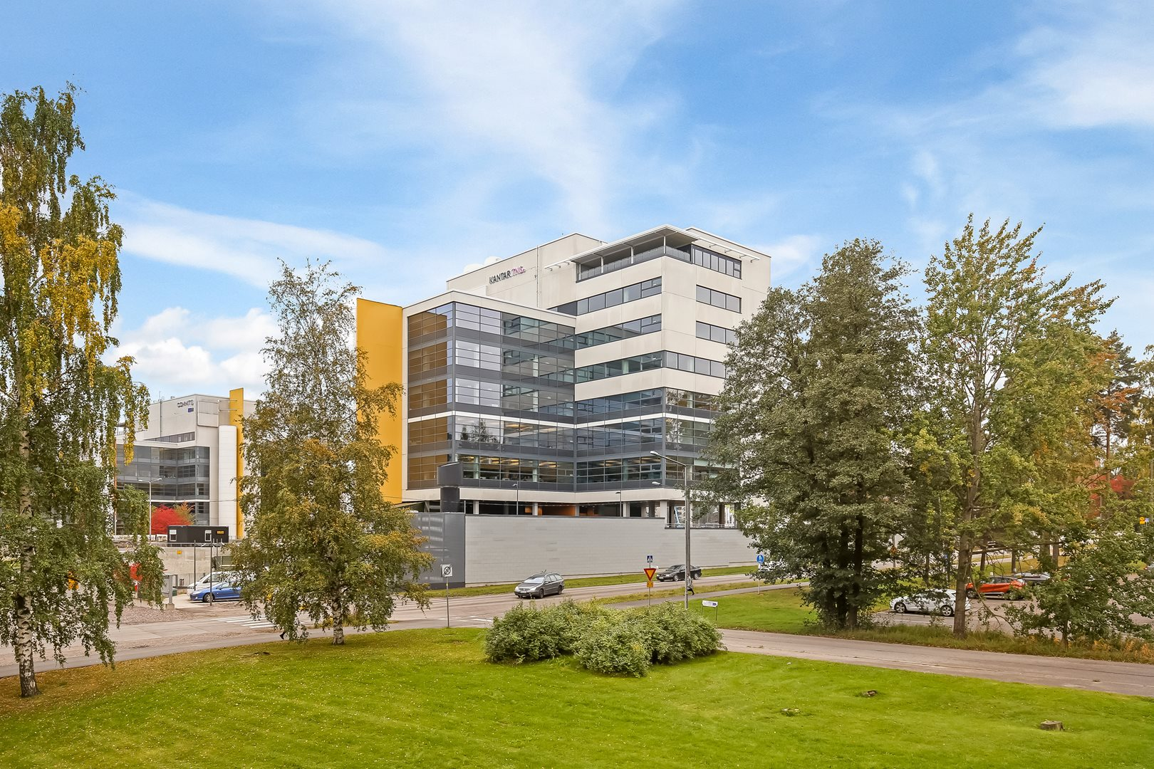 Miestentie 5-9, Keilaniemi, Espoo